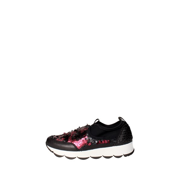 Happiness Shoes Sneakers Burgundy 31 Z-1795