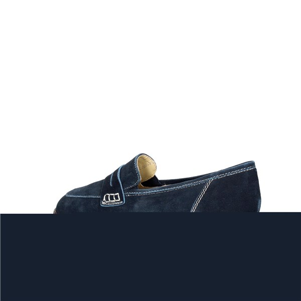 Sanagens Shoes Loafers Blue 3258