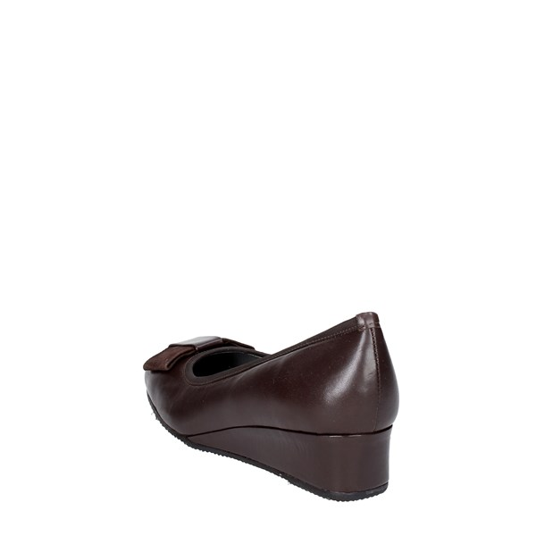 Sanagens Shoes Heels' Brown 4651