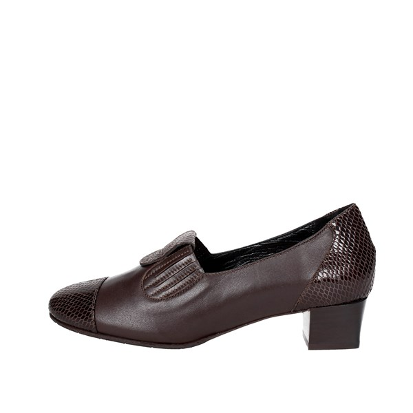 Sanagens Scarpe Donna Mocassino MARRONE 4662 042