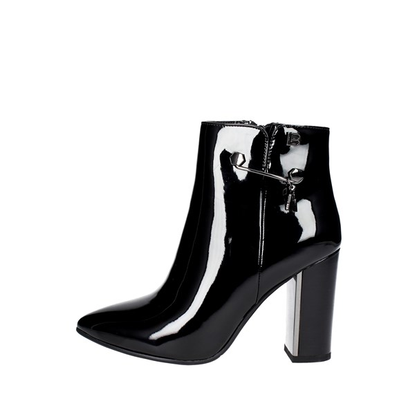 Laura Biagiotti Shoes Ankle Boots Black 1865/M