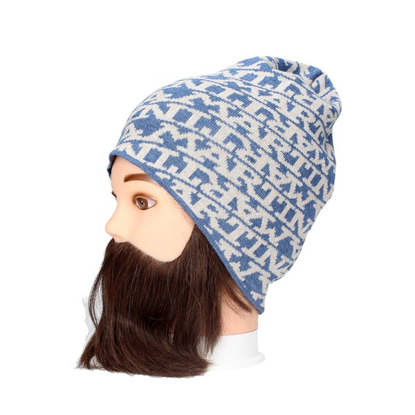 La Martina Accessories Hat Beige/Blue CAP 01428