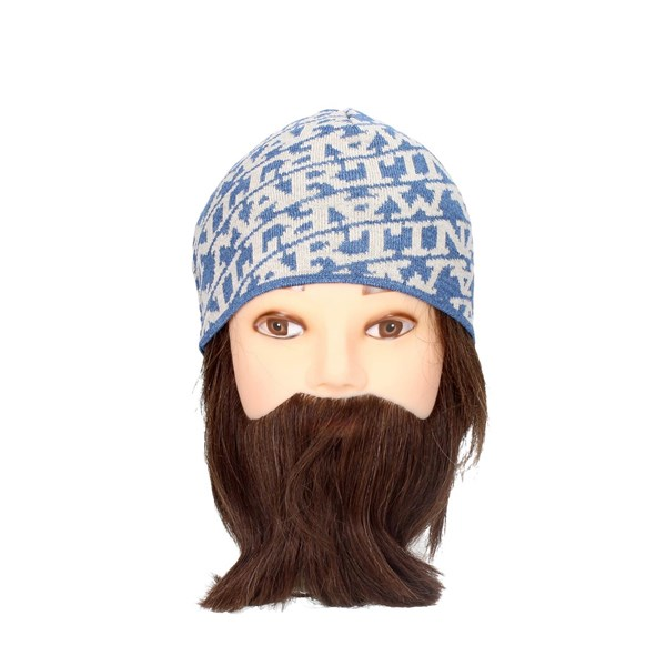 La Martina Accessories Hat Beige/Blue CAP 01429