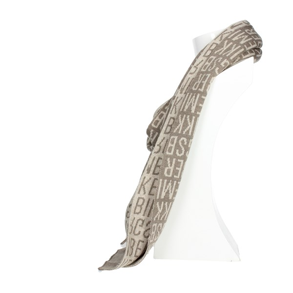 Bikkembergs Accessories Scarves Beige SCR 02267