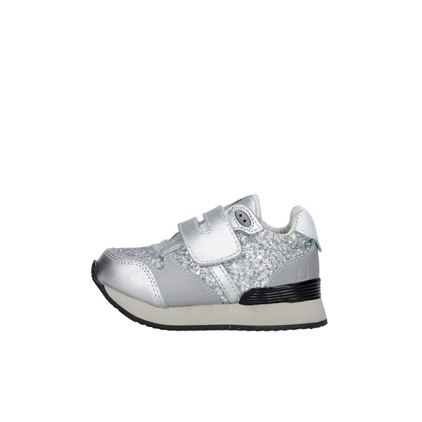 D.a.t.e. Shoes Sneakers Silver RUSH-79