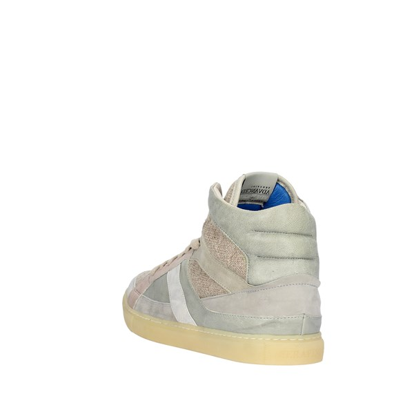 Serafini Shoes Sneakers Beige CAMP.68
