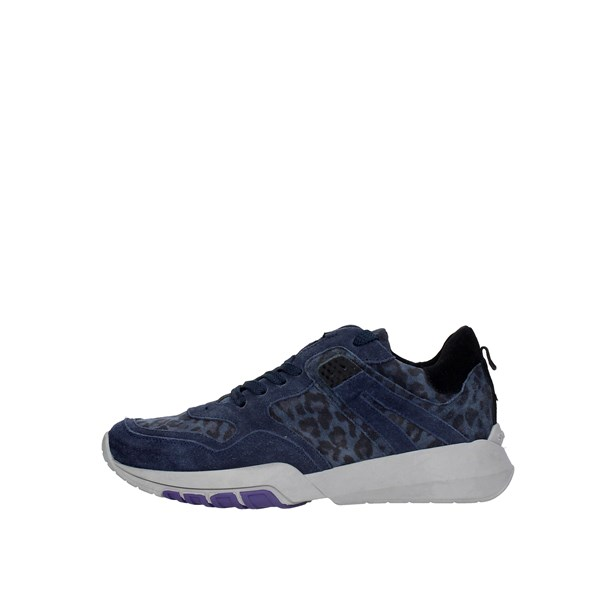 Serafini Shoes Sneakers Blue CAMP.47