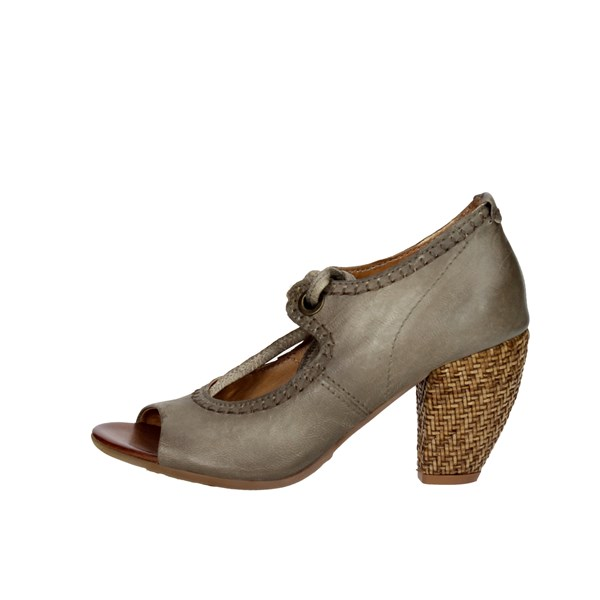 Airstep Shoes Pumps Brown Taupe 988005