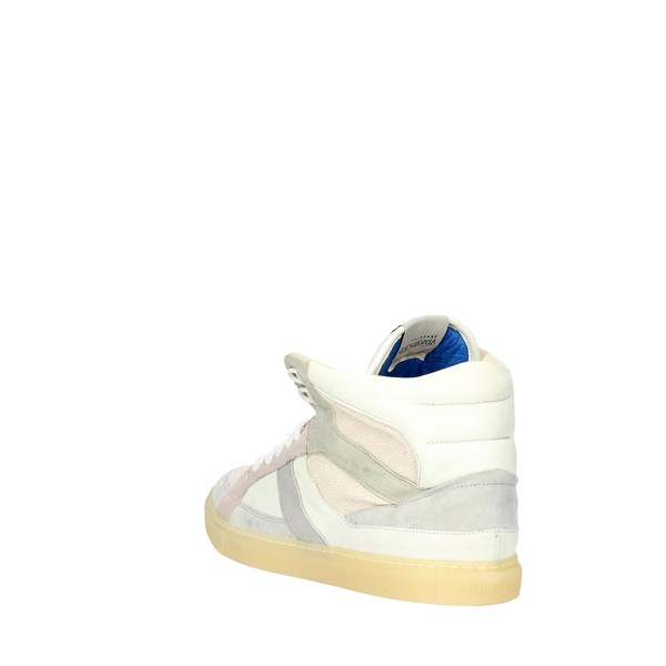 Serafini Shoes Sneakers Beige CAMP.43