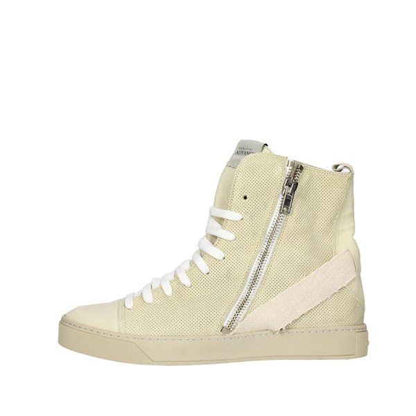 Serafini Shoes Sneakers Beige CAMP.44