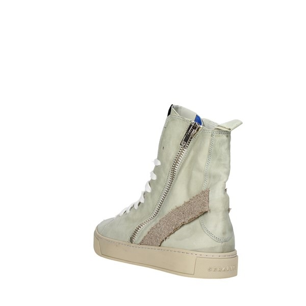Serafini Shoes Sneakers Beige CAMP.54