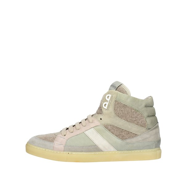 Serafini Shoes Sneakers dove-grey CAMP.52