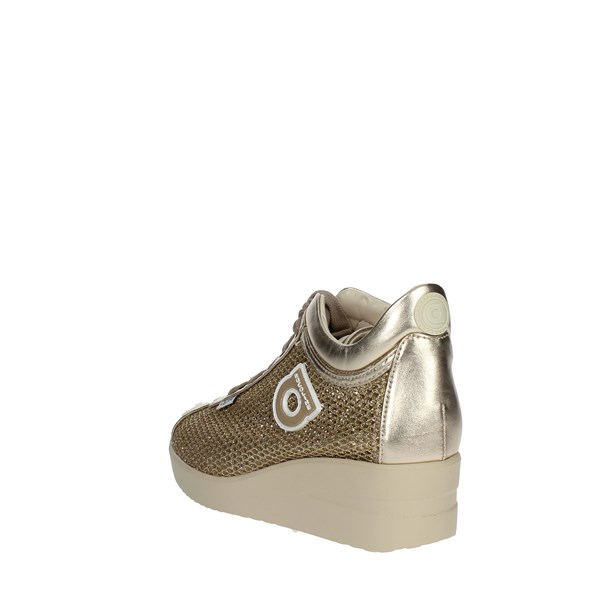 Agile By Rucoline  Shoes Sneakers Gold 226(5)