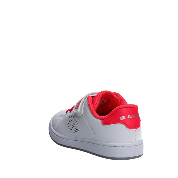 <Lotto Shoes Sneakers White/Pink S7906