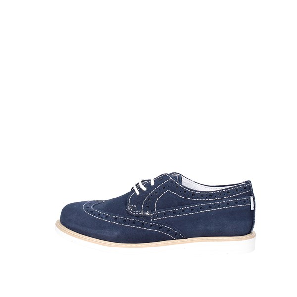Melania Shoes Brogue Blue ME6045F7E.F