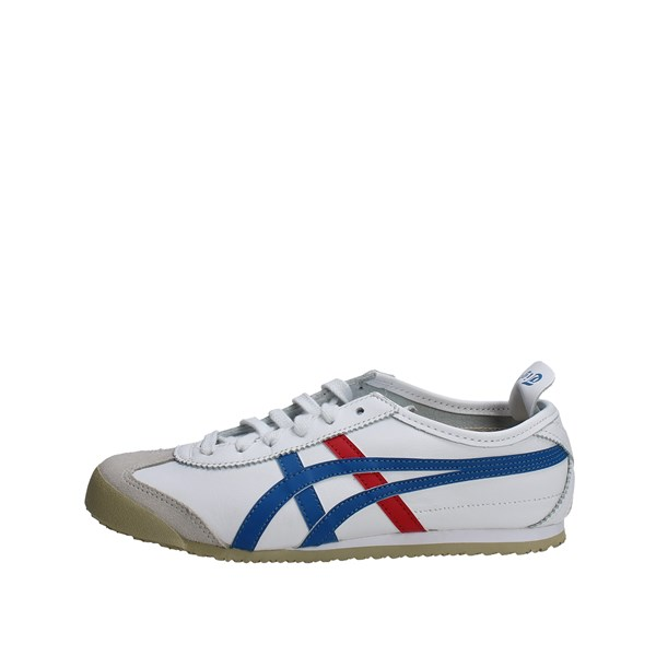 Onitsuka Tiger Scarpe Donna Sneakers Bassa BIANCO DL408..0146