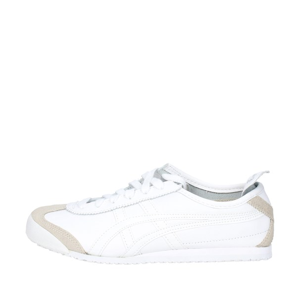 Onitsuka Tiger Scarpe Donna Sneakers Bassa BIANCO DL408..0101