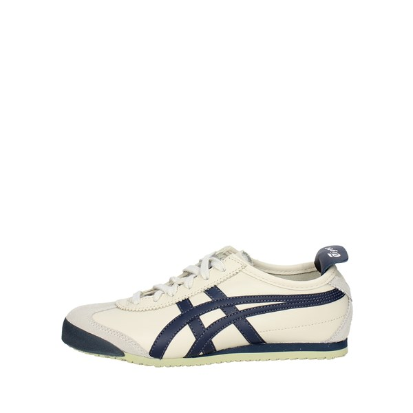 Onitsuka Tiger Shoes Sneakers Beige/Blue DL408..1659