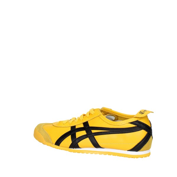 Onitsuka Tiger Shoes Sneakers Yellow DL408..0490