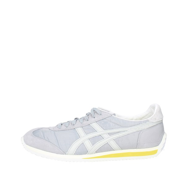 Onitsuka Tiger Shoes Sneakers Grey D110N..9696