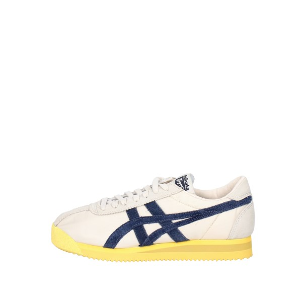 Onitsuka Tiger Shoes Low Sneakers Grey/Blue D7C2N..0258