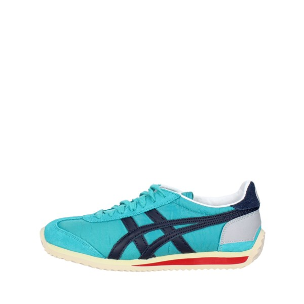 Onitsuka Tiger Shoes Low Sneakers Aquamarine D110N..8358