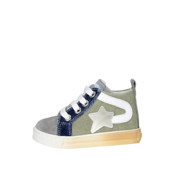 Falcotto Shoes High Sneakers dove-grey 0012010936.07.9162