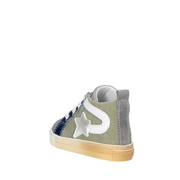 <Falcotto Shoes High Sneakers dove-grey 0012010936.07.9162