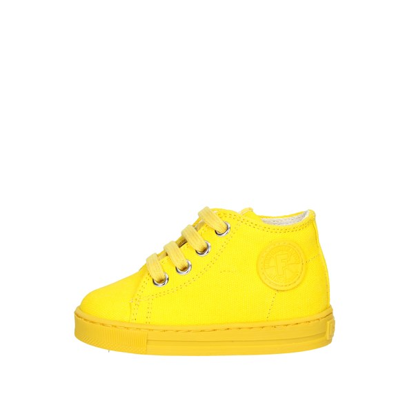 Falcotto Shoes High Sneakers Yellow 0012010916.02.9115