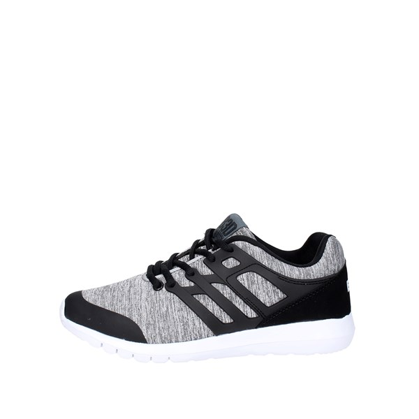 Bass3d Shoes Low Sneakers Grey 41258