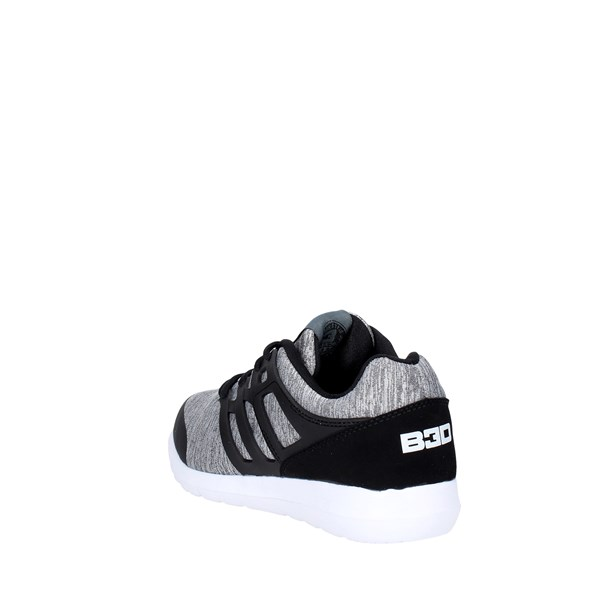 <Bass3d Shoes Low Sneakers Grey 41258