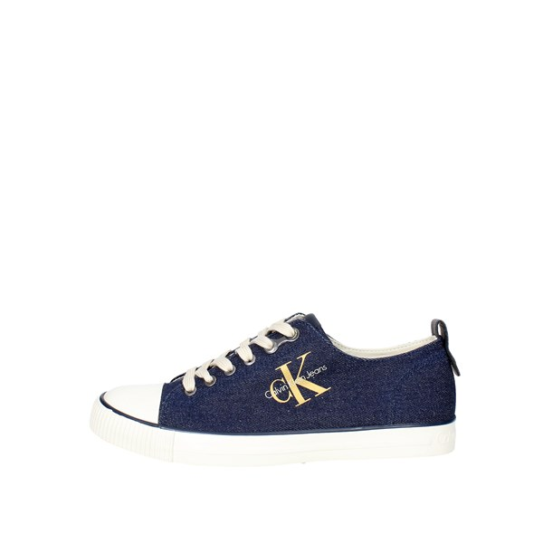 Calvin Klein Jeans Shoes Sneakers Jeans S1635