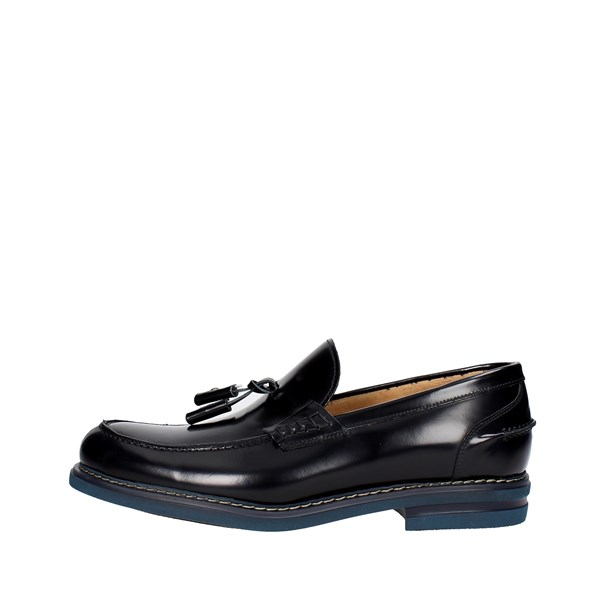 Zenith Shoes Loafers Black 1521