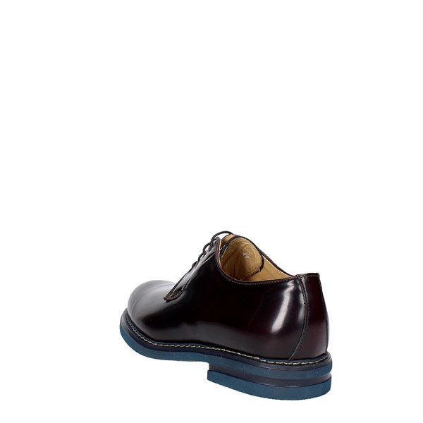 Zenith Shoes Parisian Burgundy 1522