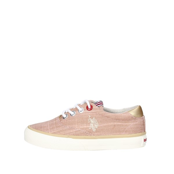 U.s. Polo Assn Shoes Sneakers Rose GALAB4157S7/CY3