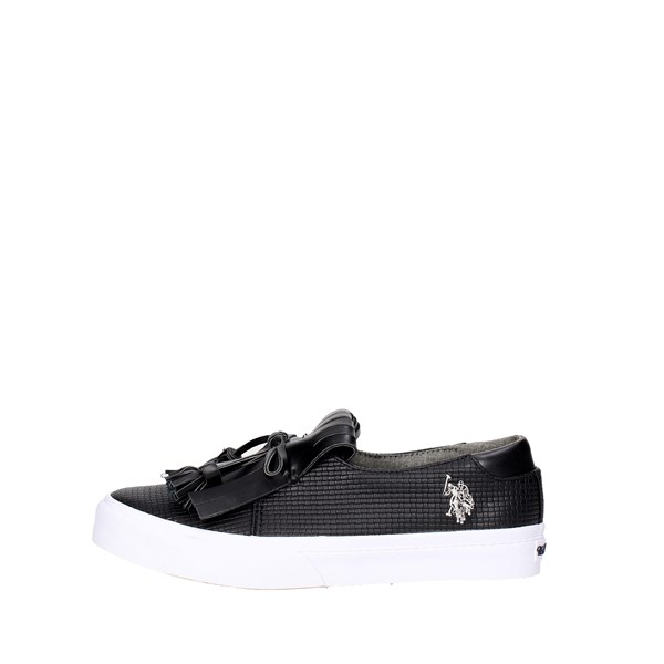U.s. Polo Assn Shoes Slip-on Shoes Black GALAD4121S7/Y2