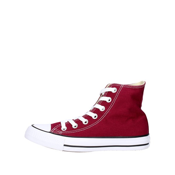 Converse Shoes High Sneakers Burgundy M9613C