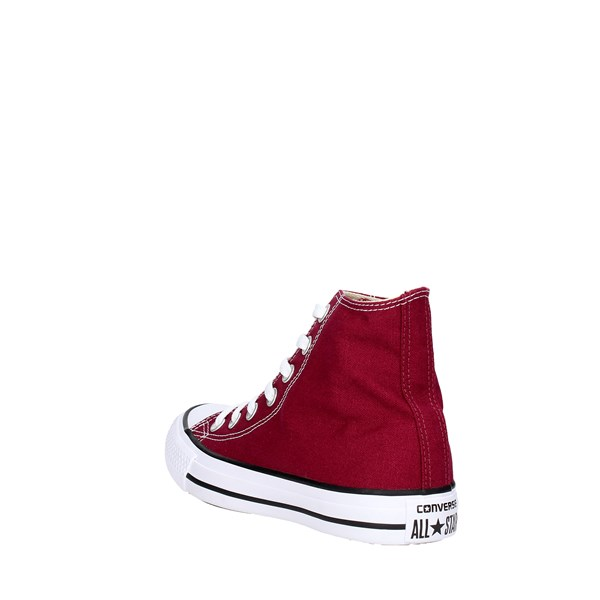 <Converse Shoes High Sneakers Burgundy M9613C