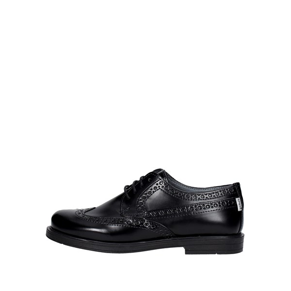 Melania Shoes Brogue Black ME6013F6I.I