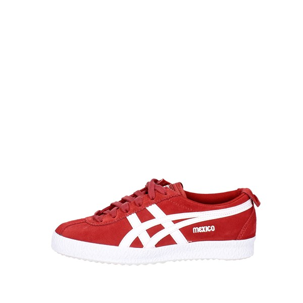 Onitsuka Tiger Shoes Low Sneakers Red D639L..2701