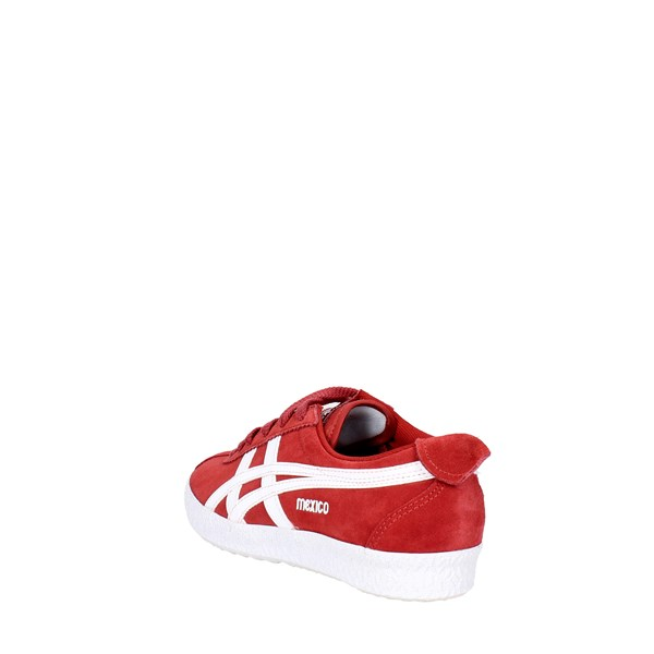 <Onitsuka Tiger Shoes Low Sneakers Red D639L..2701