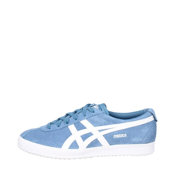 Onitsuka Tiger Shoes Sneakers Sky-blue D639L..5601