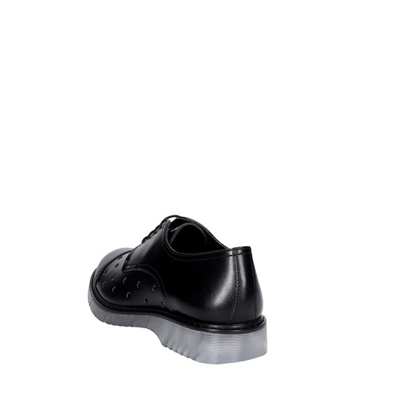 Cult Shoes Brogue White/Black CLJ101684