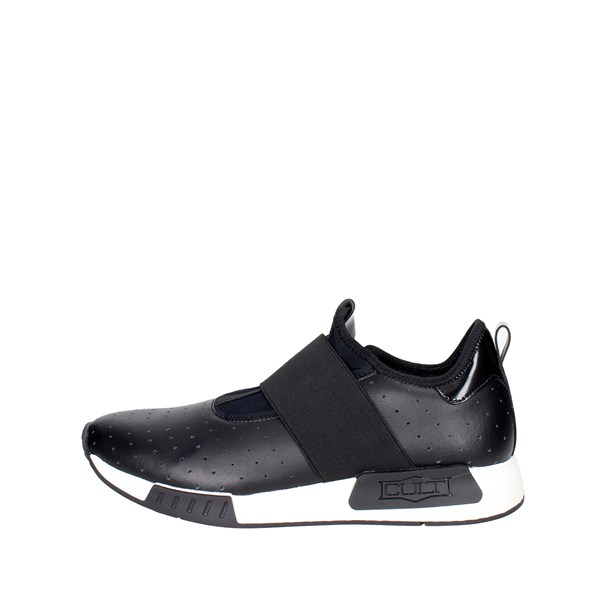 Cult Shoes Sneakers Black CLE103029