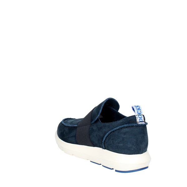 Docksteps Shoes Moccasin Blue DSE104343