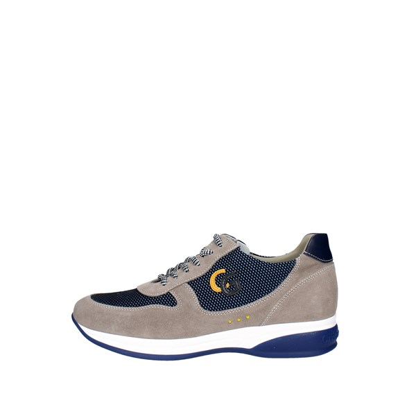 Cristiano Gualtieri Shoes Low Sneakers Blue 539-6