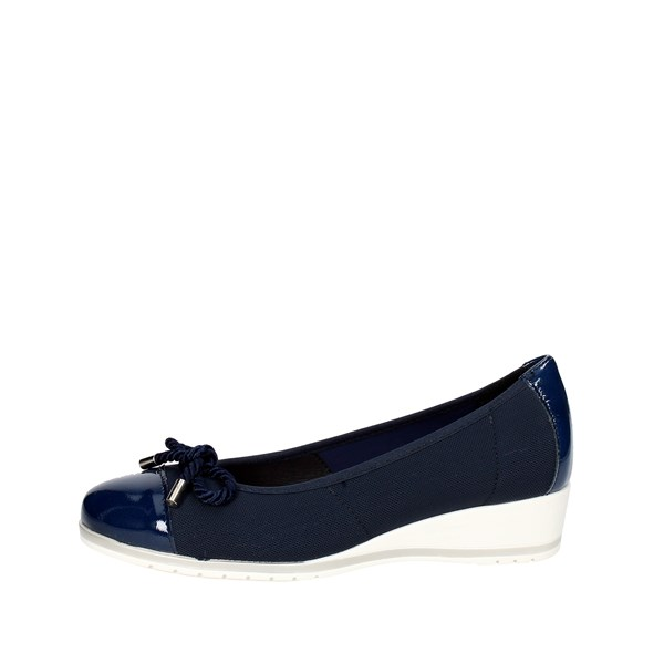 Pitillos Shoes Ballet Flats Blue 3035