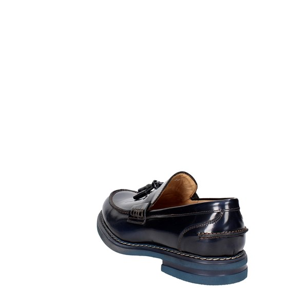 Zenith Shoes Loafers Blue 1521