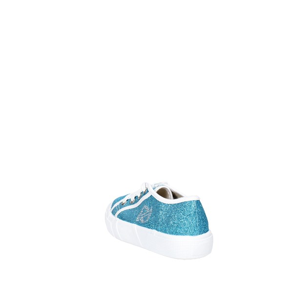 Byblos Shoes Sneakers Light Blue SHB224