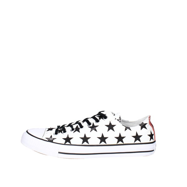 Converse Shoes Sneakers White/Black 156823C